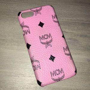 MCM phone case